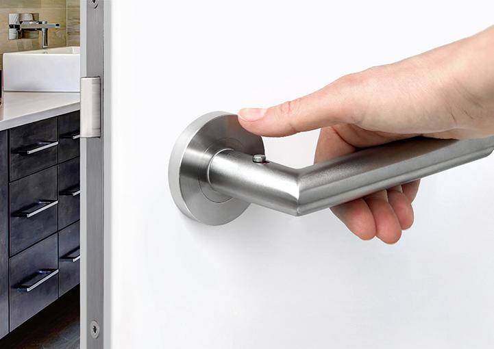 Drückergarnitur smart2lock von Griffwerk